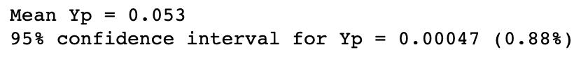 2D code output