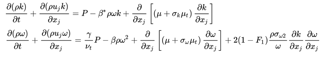 SST equations